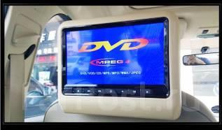 Монитор на подголовник. 9 дюймов DVD/USB/SD/Игры.