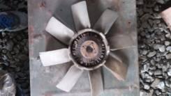 Вентилятор охлаждения радиатора. Nissan Safari, BRG161 Nissan Civilian Двигатель SD33