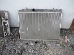 Радиатор охлаждения двигателя. Citroen Peugeot