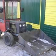 Т-010, 1994. Трактор Т-010, 490 куб. см.