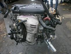Двигатель. Toyota Caldina, AZT241 Двигатель 1AZFSE