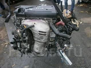 Двигатель в сборе. Toyota Caldina, AZT241, AZT241W Двигатель 1AZFSE