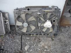 Радиатор охлаждения двигателя. Toyota RAV4 Toyota Camry, ACV40, ASV40, AHV40, GSV40, CV40, SV40