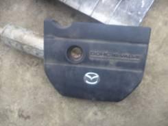 Крышка двигателя. Mazda Mazda6, GG