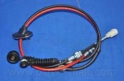 Тросик переключения механической коробки передач. Hyundai Accent Hyundai Verna