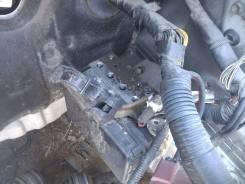 Антиблокировочная тормозная система. Toyota ist