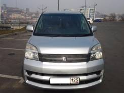 Аренда Минивэна Toyota VOXY, 4WD с кнопки, 8 мест с водителем, ОТС