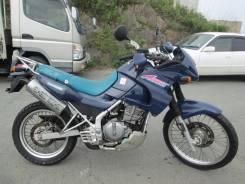 Kawasaki KLE 250. 250 куб. см., исправен, птс, без пробега