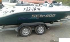 BRP Sea-Doo. Год: 1998 год, длина 3,00м., двигатель стационарный, 210,00л.с., бензин