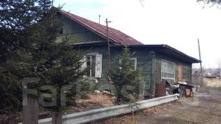 Продам дом с участком. Ул. Шоссейная,45, р-н Вяземский, площадь дома 50 кв.м., централизованный водопровод, отопление централизованное, от частного л...