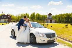 Cadillac CTS авто на свадьбу