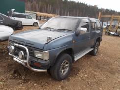 Nissan Terrano. QWBYD21, TD27