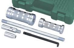 Универсальный съемник форсунок дизельных двигателей грузовых автомобилей ТНВД и «Common Rail»