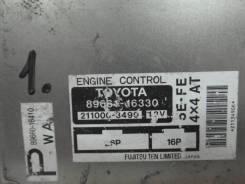 Блок управления двс. Toyota Tercel, EL55 Toyota Corsa, EL55 Toyota Corolla II, EL55 Двигатель 5EFE