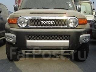 Ходовые огни. Toyota FJ Cruiser, GSJ15W, GSJ10W Двигатель 1GRFE. Под заказ