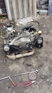Двигатель. Subaru Forester
