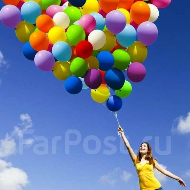 шары картинка воздушные