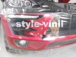 Оклейка авто, защита кузова автомобиля антигравийной плёнкой Краснодар