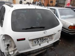 Дверь багажника. Mazda Familia, BJFW