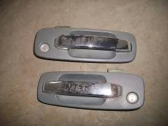 Ручка двери внешняя. Nissan X-Trail, NT30