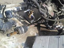 Привод, полуось. Toyota Caldina, AZT241, AZT241W Двигатель 1AZFSE