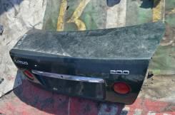 Крышка багажника. Lexus IS200 Lexus IS200 / 300, GXE10