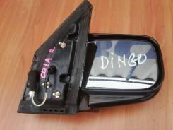 Зеркало заднего вида боковое. Mitsubishi Dingo, CQ1A Двигатель 4G13