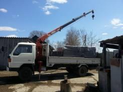 Mazda Titan. Продается грузовик с крановой установкой , 3 455 куб. см., 3 000 кг.