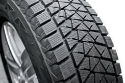 Bridgestone Winter Dueler DM-Z2. Зимние, 2014 год, без износа, 4 шт