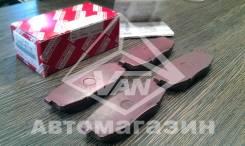 Колодка тормозная дисковая. Lexus LX570, URJ201 Toyota Land Cruiser, VDJ200, GRJ200, URJ200, URJ202, UZJ200 Двигатели: 3URFE, 1VDFTV, 1URFE, 1GRFE, 2U...