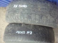 Bridgestone Dueler H/T 687. Всесезонные, износ: 90%, 2 шт