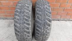 Dunlop Grandtrek MT2. Грязь MT, износ: 40%, 2 шт