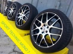 225-40-18, Sport technic MONO7 Exceed. 7.5x18 5x112.00 ET51 ЦО 73,0мм.