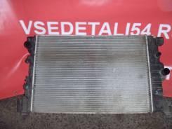 Радиатор охлаждения двигателя. Chevrolet