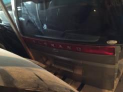 Дверь багажника. Nissan Elgrand, E51