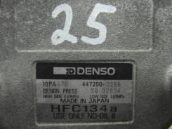 Компрессор кондиционера. Toyota Mark II, GX90 Двигатель 1GFE