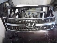 Решетка радиатора. Hyundai Starex Hyundai H1 Hyundai Grand Starex