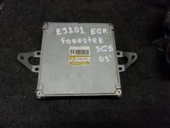 Блок управления двс. Subaru Forester, SG5 Двигатель EJ202