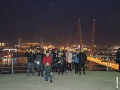 Тур выходного дня во Владивосток с руководителем из Хабаровска.