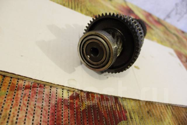 Коробка переключения передач. Kia Rio Двигатель G4FA