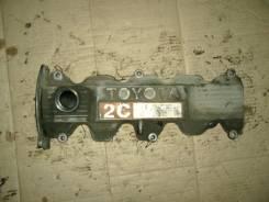 Крышка головки блока цилиндров. Toyota Town Ace, CR27, CR27V Двигатели: 2C, 2CIII