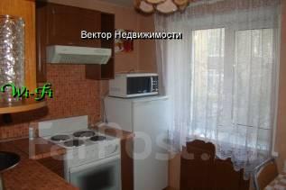 1-комнатная, улица Адмирала Фокина 31. Центр, 36 кв.м. Кухня