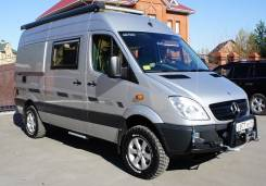 Mercedes-Benz Sprinter 316 CDI. Автодом 4х4 Mercedes Sprinter CS-Reisemobile Independent, 2 200 куб. см.