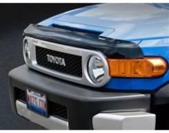 Дефлектор капота. Toyota FJ Cruiser