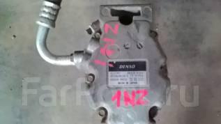 Компрессор кондиционера. Toyota Vitz, NCP13 Двигатель 1NZFE