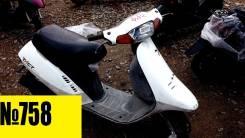 Honda Tact AF-24. 49 куб. см., исправен, птс, без пробега