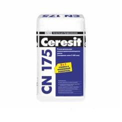 Универсальная самовыравнивающаяся смесь Ceresit (Церезит) СN 175