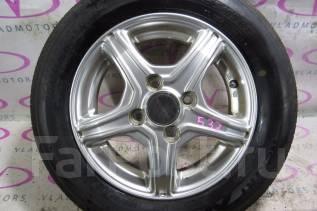 Bridgestone. 4.0x13, 4x100.00, ET45, ЦО 70,0мм.