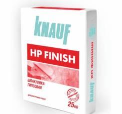 Шпатлевка Кнауф HP Finish 25 кг