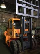Jac. Вилочный дизельный погрузчик JAC CPCD 50, 5 000 кг.